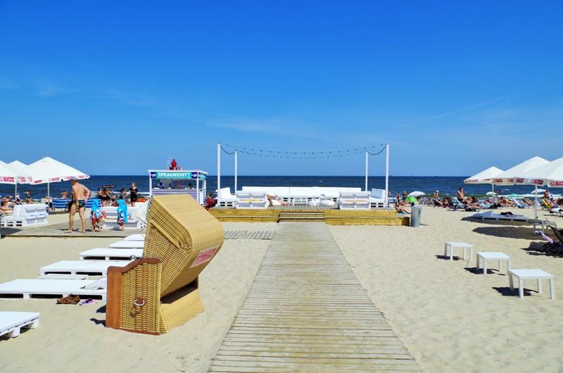 Stranden i Sopot. Guidad tur i Sopot – Hit The Road Travel