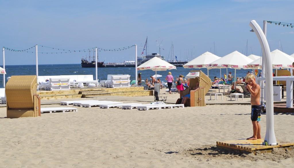 Sopot, stranden med träpiren. Guidad tur i Sopot – Hit The Road Travel