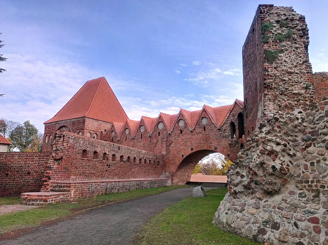 Ordensborgen i Torun, Danskern - ett hygieniskt torn. Historisk resa till Torun – Hit The Road Travel
