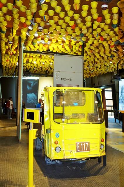 Gdansk - Europeiska Solidaritets Centrum, utställningen. Resa till Gdansk – Hit The Road Travel