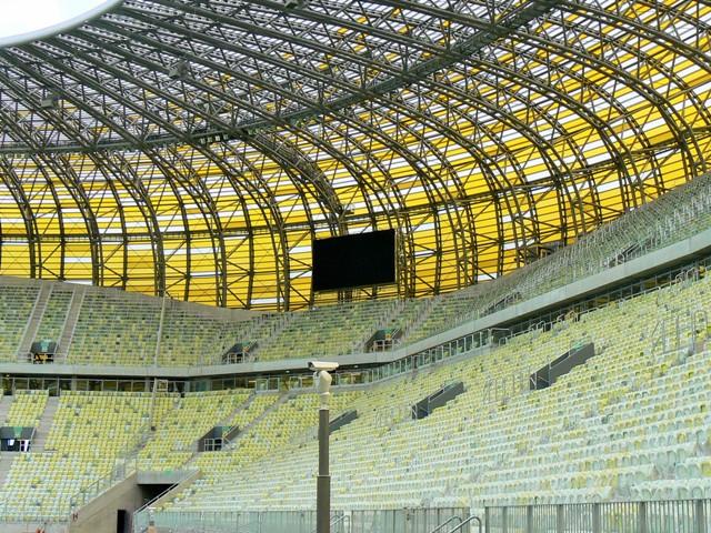 Bärnstens arena - Stadion Energa, Gdansk. Resa till Gdansk – Hit The Road Travel