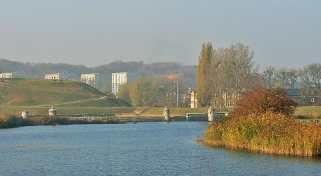 1600-talets vallgravar runt Gdansk. Militärhistoriska resor till Polen – Hit The Road Travel