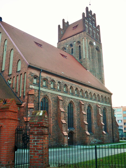 S:t Jakobs kyrka i Lebork. Pilgrimsresa till Polen – Hit The Road Travel