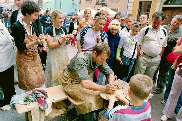 Keramikverkstäder flör barn i Gdansk