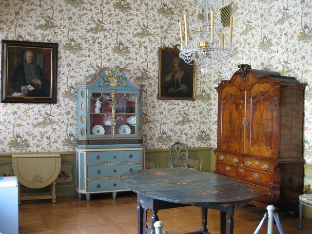 Ett borgerligt hem under 1700-talet, familjen Uphagens hus i Gdansk. Bussgrupper till Polen – Hit The Road Travel
