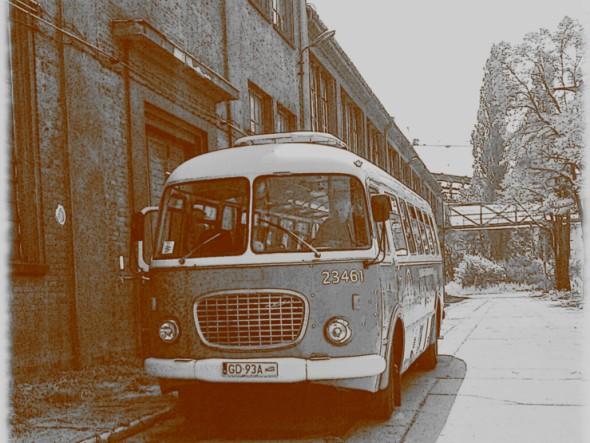 Veteranbuss Jelcz 043. Historiska resor till Gdansk – Hit The Road Travel