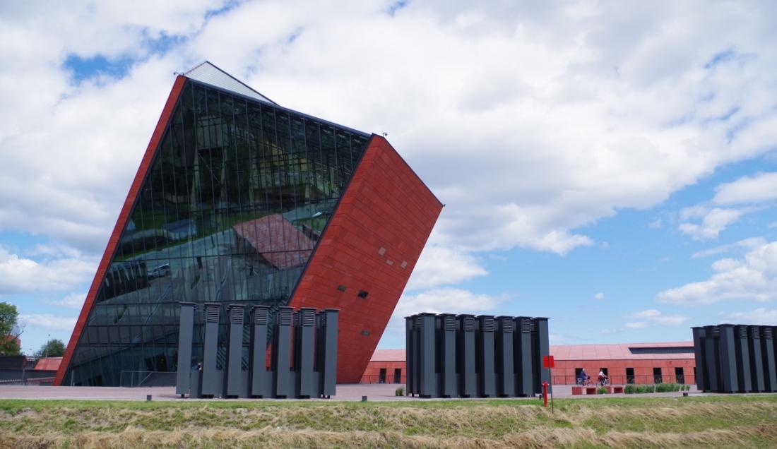 Andra Världskrigets Museum i Gdansk