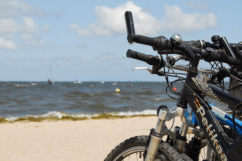 Cykelutflykt längs Helnäset. Cykelresor till Polen – Hit The Road Travel
