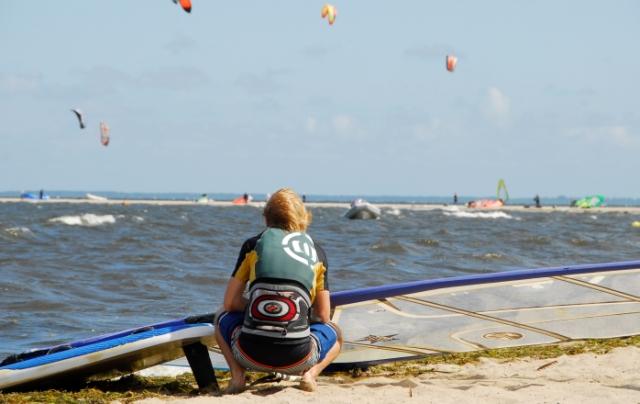 Kite- och vindsurfing på Puckbukten. Resa till Sopot, Gdansk och Gdynia – Hit The Road Travel