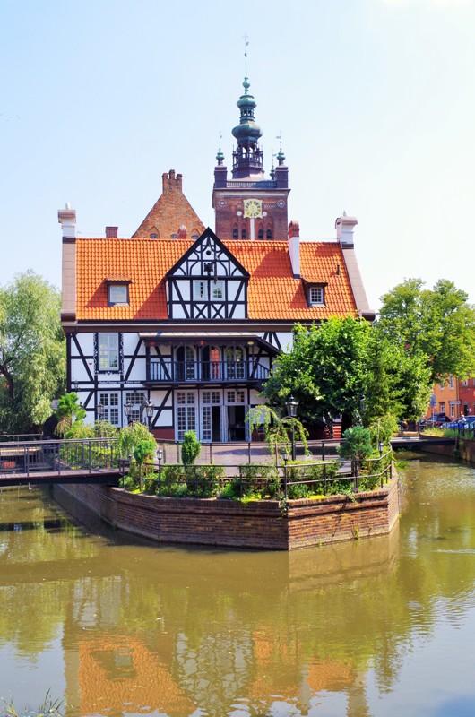 Mjölnarens Hus, Gamla Stan i Gdansk. Gdansk guidad tur, Gdansk guide – Hit The Road Travel