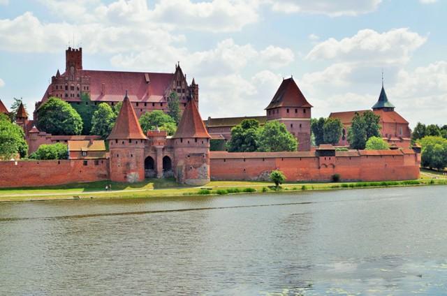 Ordensborgen i Malbork