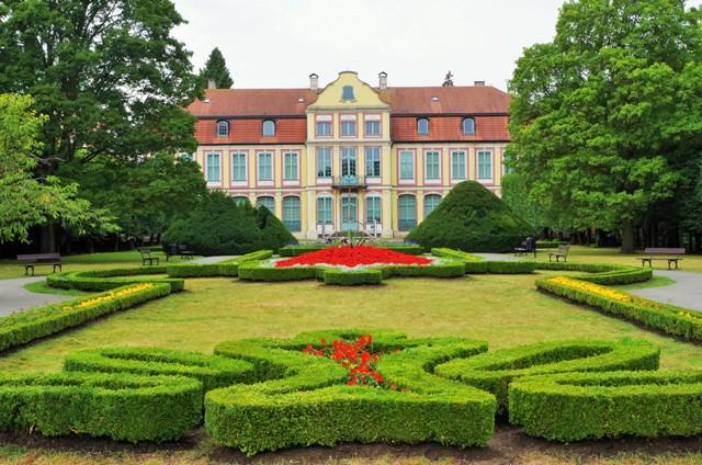 Abbotarnas residens i Oliwa. Rundresor till Polen – Hit The Road Travel