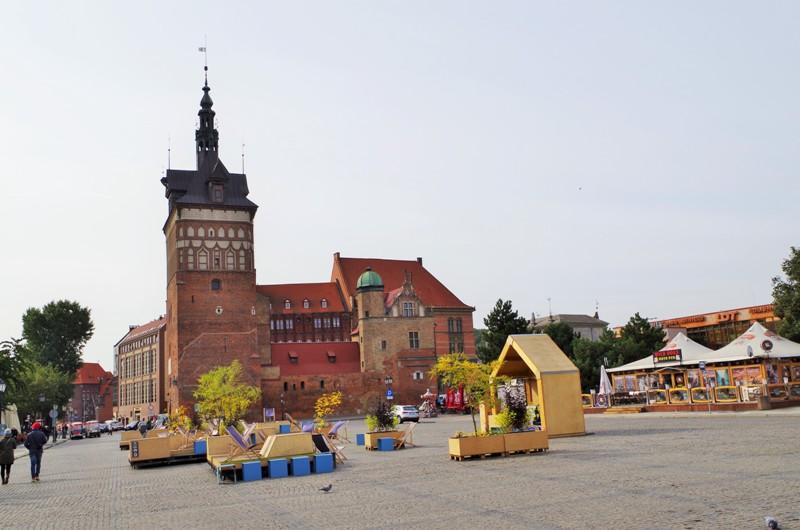 Fängelsetornet och Tortyrshuset i Gdansk. Militärhistoriska resor till Polen – Hit The Road Travel