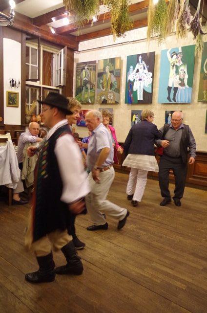 Kasjubiska dansar