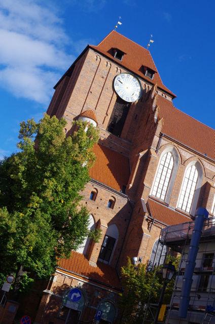 St: Johannes Döparen och Johannes Evangelistens domkyrka i Torun. Paketresor till Polen – Hit The Road Travel