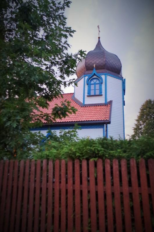 Rysk-ortodox kyrka i Wojnowo. Bussresor till Polen – Hit The Road Travel