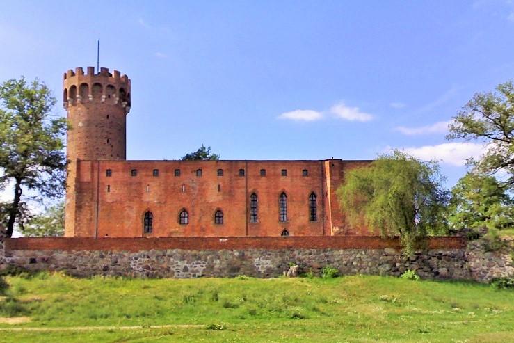 Swiecie - riddarborgens ruiner. Polenresor – Hit The Road Travel