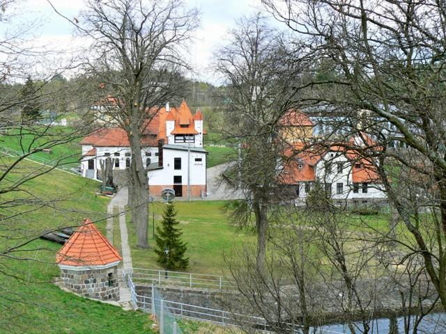 Vattenkraftverket i Straszyn. Temaresa till Gdansk – Hit The Road Travel