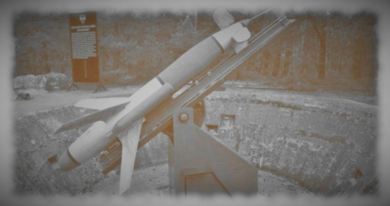 Övningsfältet där raketer Rheintochter och Rheinbote (V4) testades. Militärhistoriska resor till Polen – Hit The Road Travel