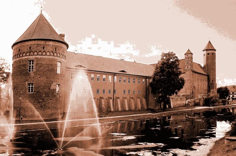 Biskoparnas slott i Lidzbarku Warminski. Bussresor till Polen – Hit The Road Travel