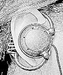 Guidning med radiostyrda hörlurar