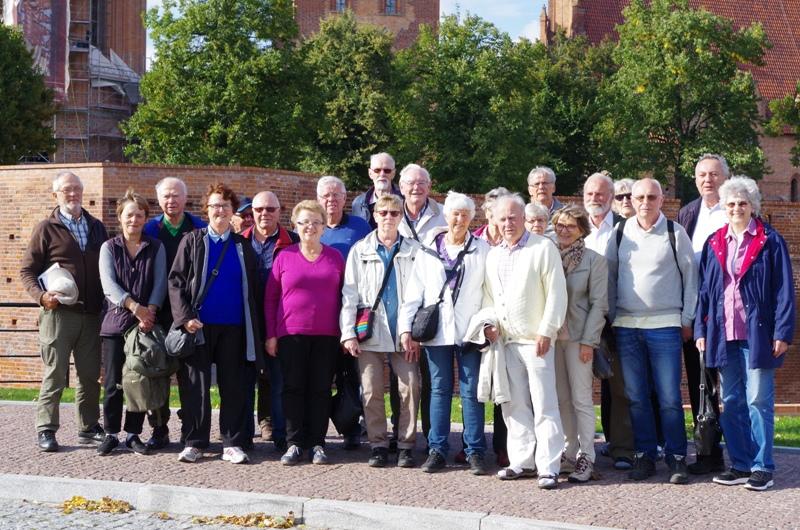 Seniorer i Malbork
