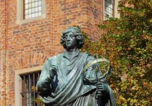 I Nicolaus Copernicus fotspår