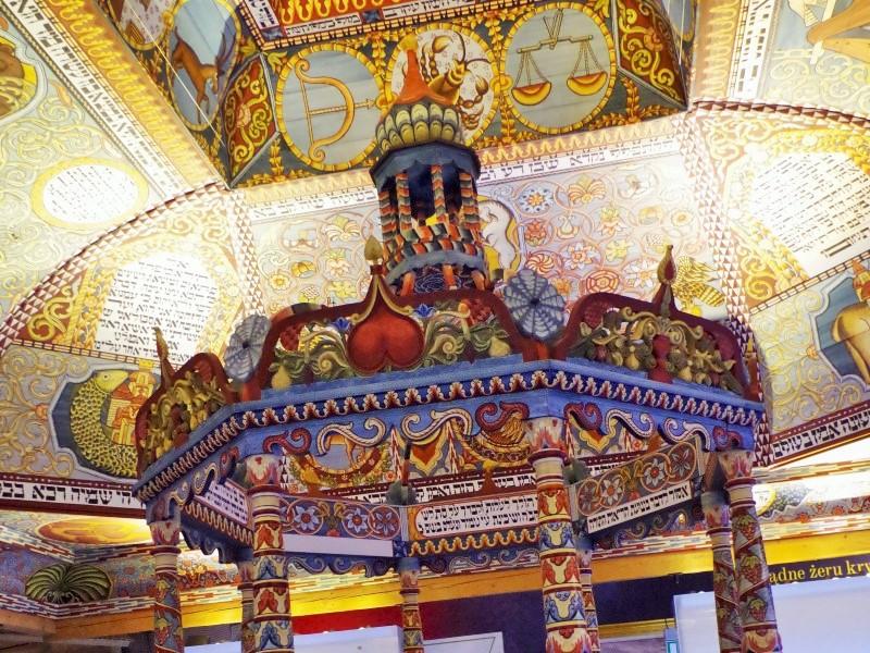 Museum Polin - synagogan i Gwozdziec. Resa till Warszawa. Hit The Road Travel