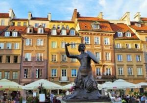 Resa till Warszawa