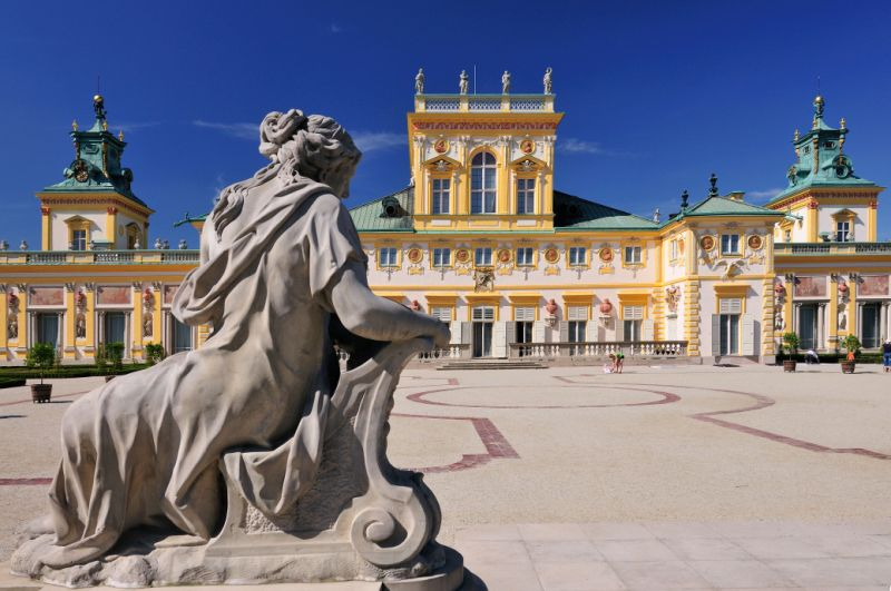 Palatset i Wilanow. Resa till Warszawa – Hit The Road Travel