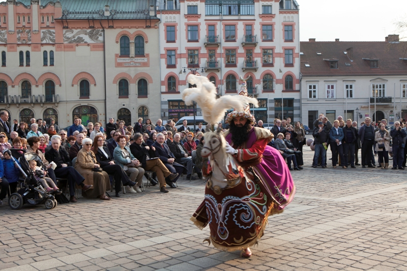 Lajkonik - Resa till Krakow - Hit The Road Travel