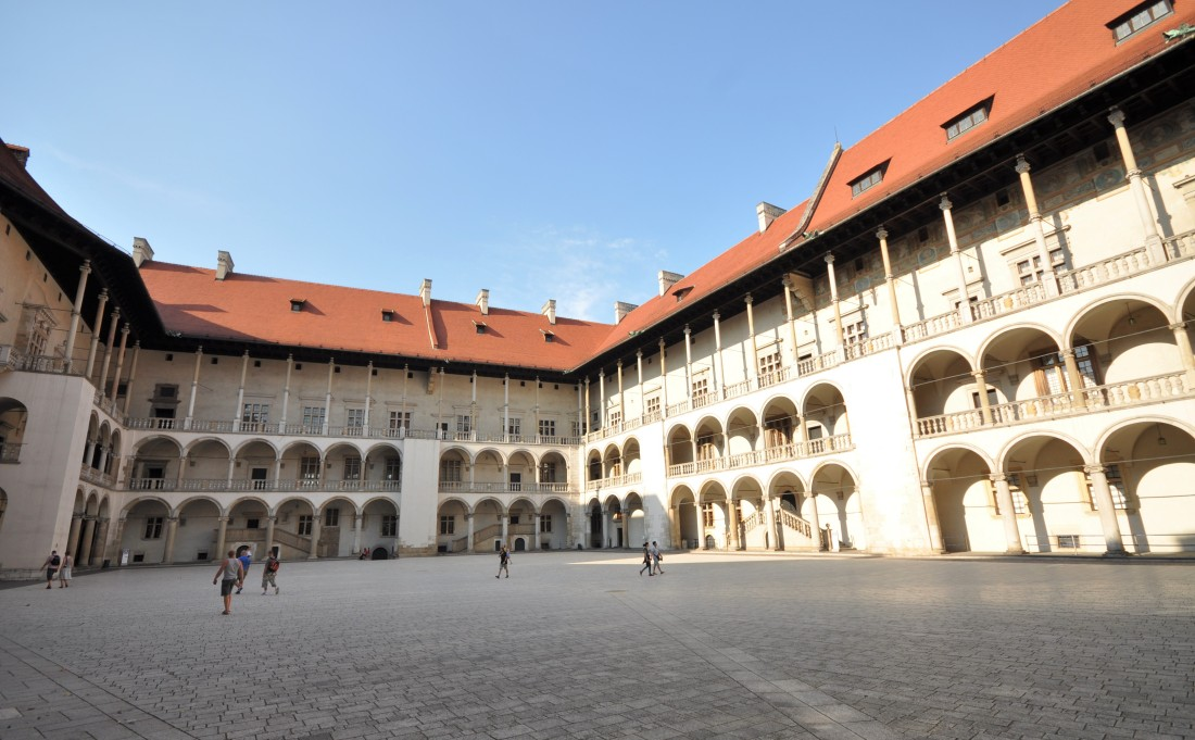 Borgen Wawel - Resa till Krakow - Hit The Road Travel